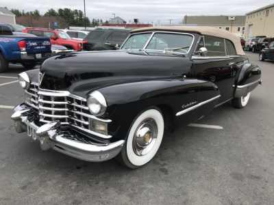 Used Cars Boston >> Used 1947 Cadillac Series 62 Convertible