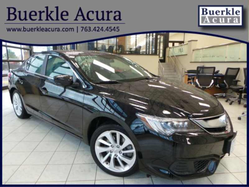 2016 Acura ILX Base 1 CarSoup