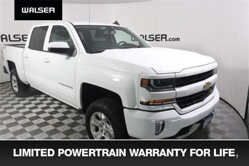 Used 2016 Chevrolet Silverado 1500 6 CarSoup