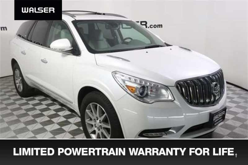 Used 2016 Buick Enclave 3 CarSoup
