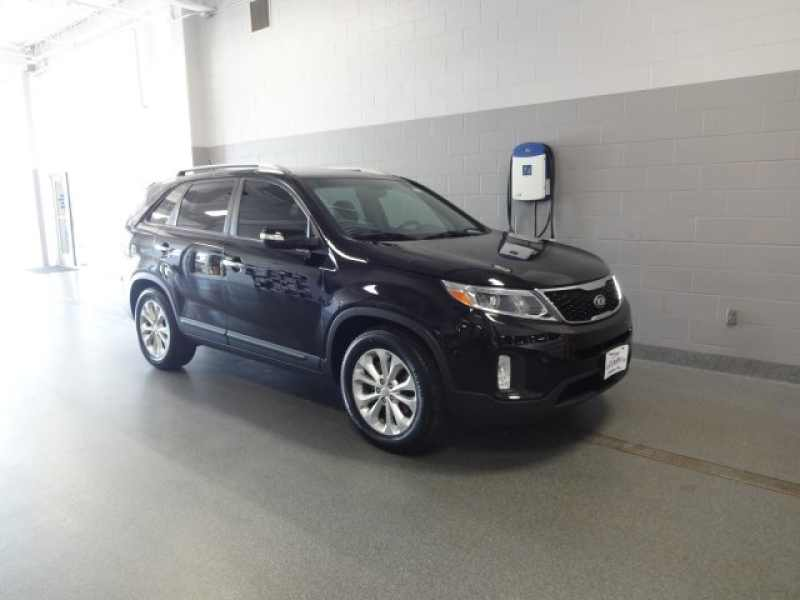 Used 2015 KIA Sorento 4 CarSoup