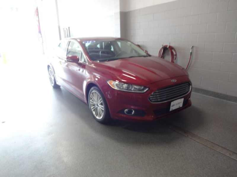 Used 2014 Ford Fusion 7 CarSoup