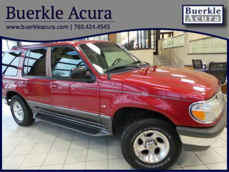 Used 1998 Ford Explorer 5 CarSoup