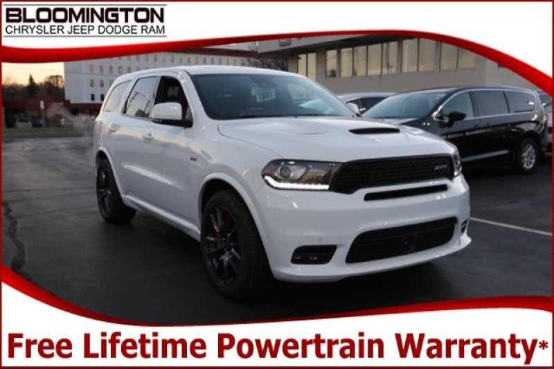 2018 Dodge Durango SRT 1 CarSoup