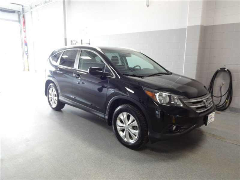 Used 2014 Honda Cr-V 6 CarSoup