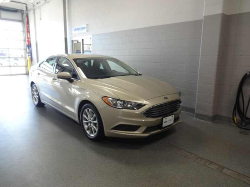 Used 2017 Ford Fusion 8 CarSoup