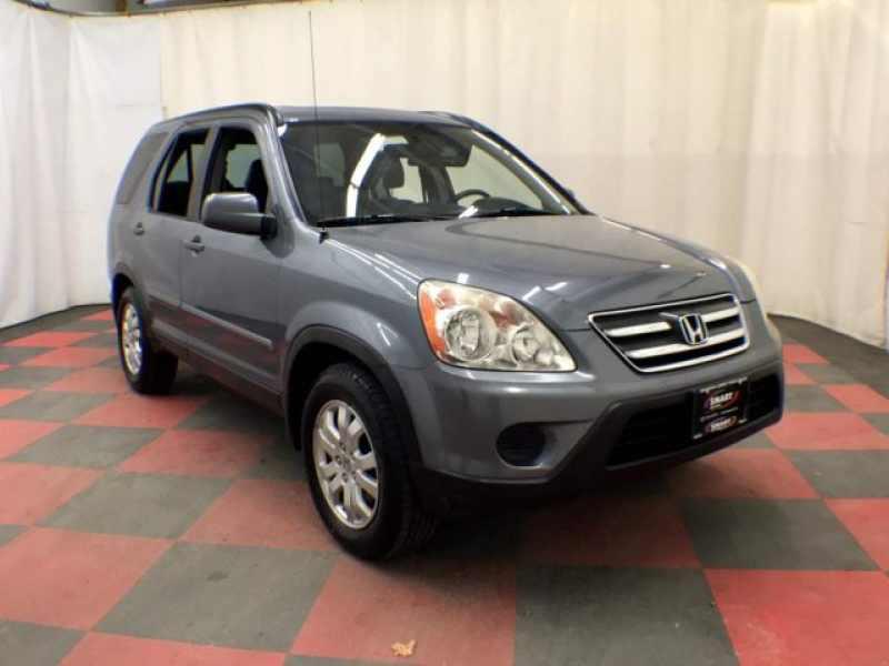 Used 2005 Honda Cr-V 4 CarSoup