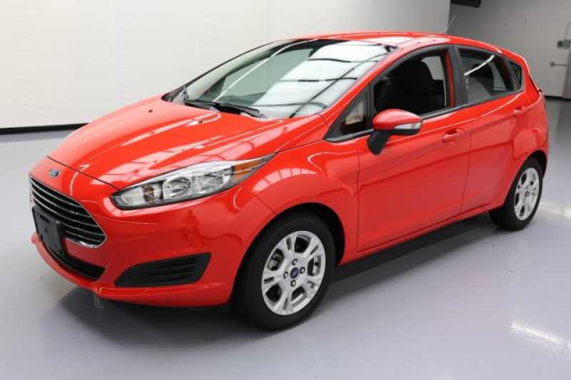 2014 Ford Fiesta SE 1 CarSoup