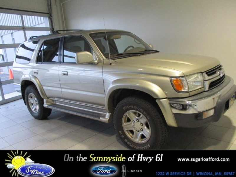 Used 2001 Toyota 4runner 9 CarSoup