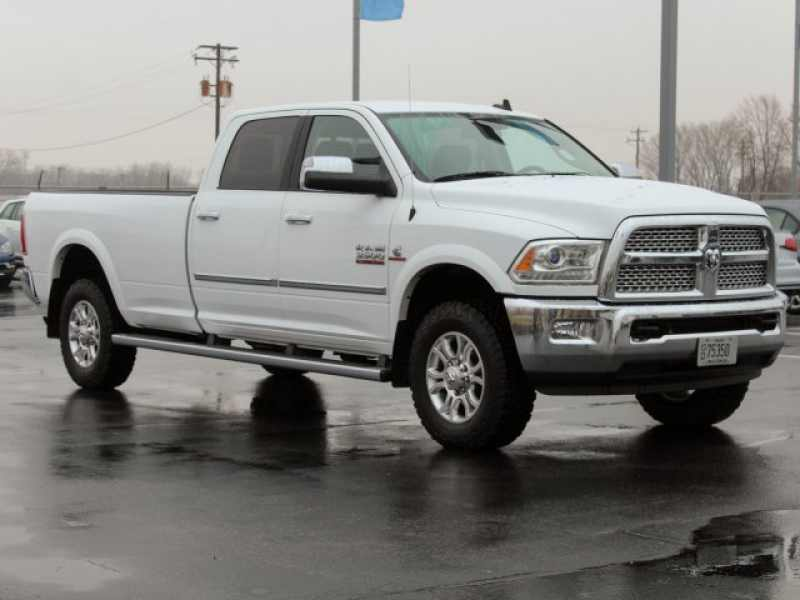 Used 2015 RAM 3500 8 CarSoup