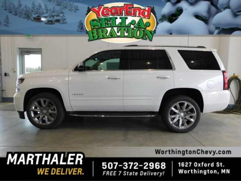 New 2017 Chevrolet Tahoe 11 CarSoup