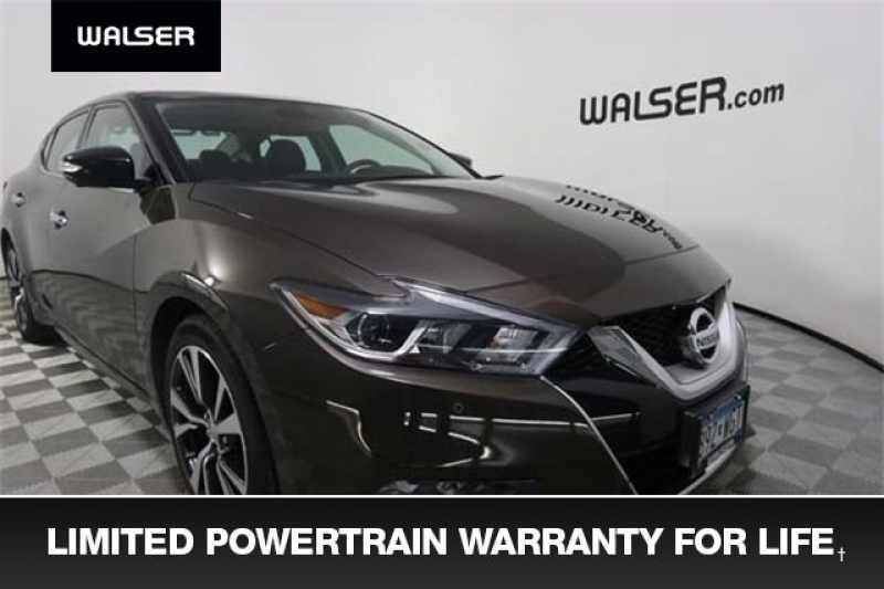 2016 Nissan Maxima 3.5 S 1 CarSoup