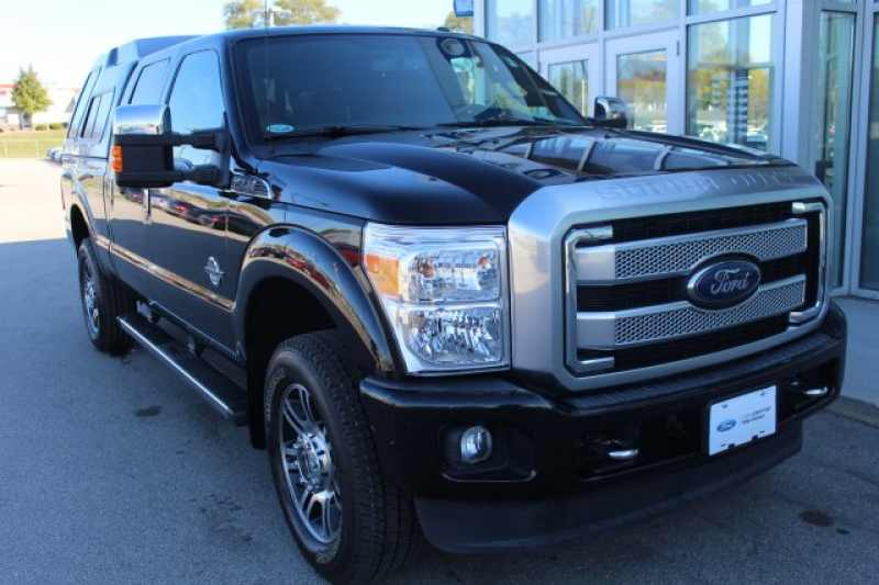 Used 2014 Ford F-350 Super Duty 6 CarSoup