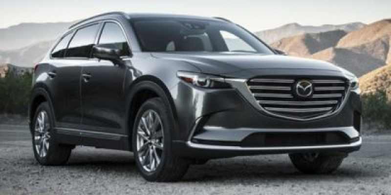 2018 Mazda Cx-9 Grand Touring 1 CarSoup