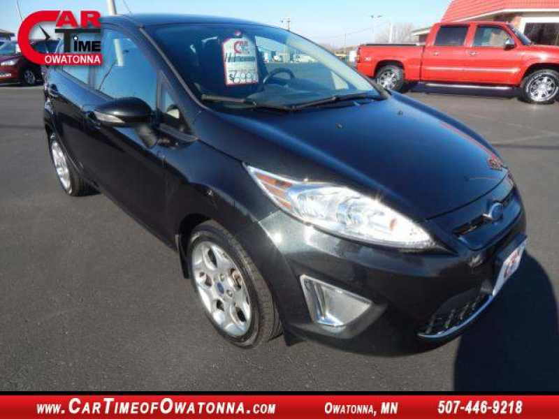 2011 Ford Fiesta SES 1 CarSoup