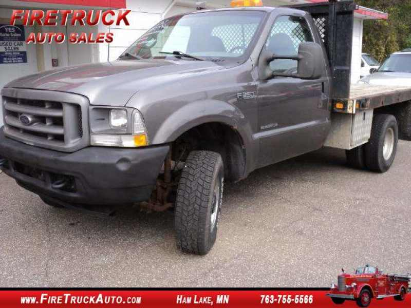 2002 Ford F-350 Super Duty XL 1 CarSoup