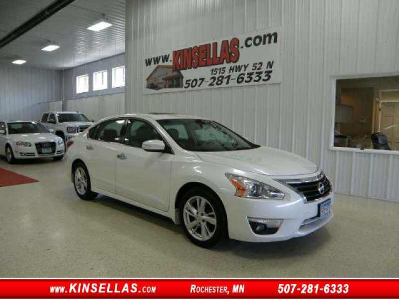 2013 Nissan Altima 2.5 S 1 CarSoup