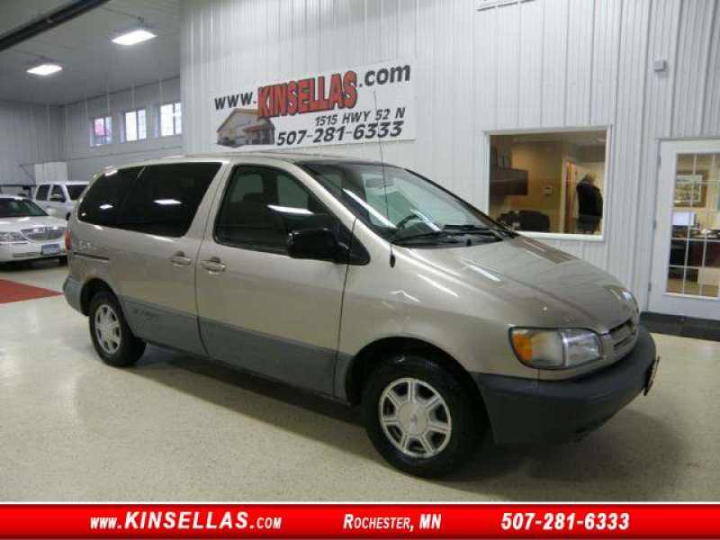Used 2000 Toyota Sienna 6 CarSoup