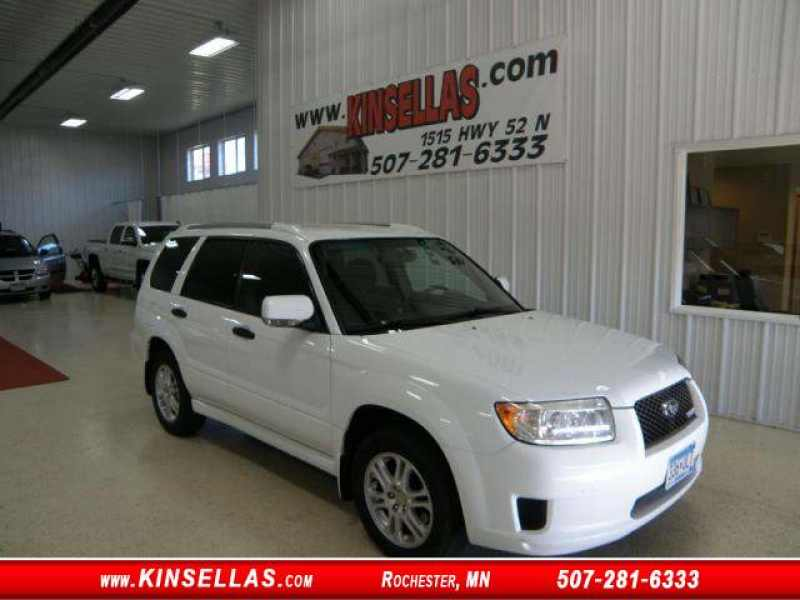 2008 Subaru Forester Sports 2.5 X 1 CarSoup