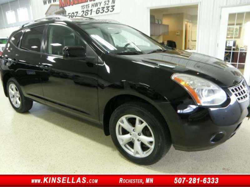 2008 Nissan Rogue S 1 CarSoup