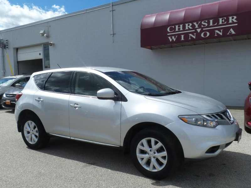 Used 2012 Nissan Murano 9 CarSoup