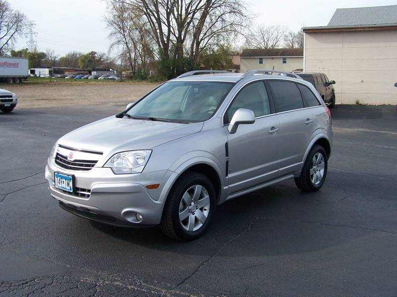 2008 Saturn VUE RED Line 1 CarSoup
