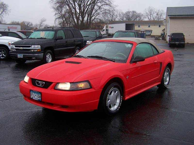2001 Ford Mustang Deluxe 1 CarSoup