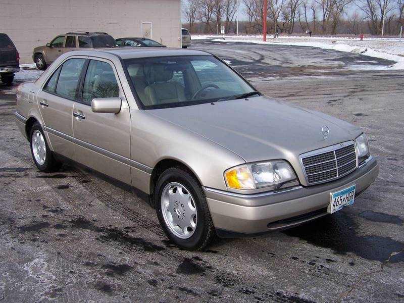1996 Mercedes-Benz C-Class C280 1 CarSoup