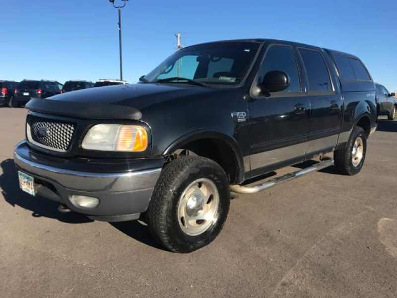 2001 Ford F-150 Lariat 1 CarSoup
