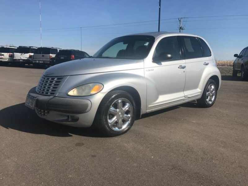 2002 Chrysler PT Cruiser Limited Edition 1 CarSoup