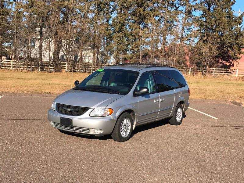 2004 Chrysler Town and Country Touring 1 CarSoup