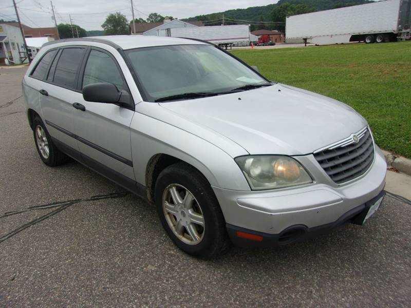 2006 Chrysler Pacifica Base 1 CarSoup
