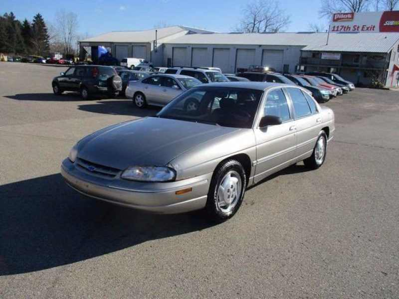 1998 Chevrolet Lumina Sedan 1 CarSoup