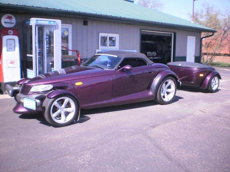 1997 Plymouth Prowler Roadster 1 CarSoup