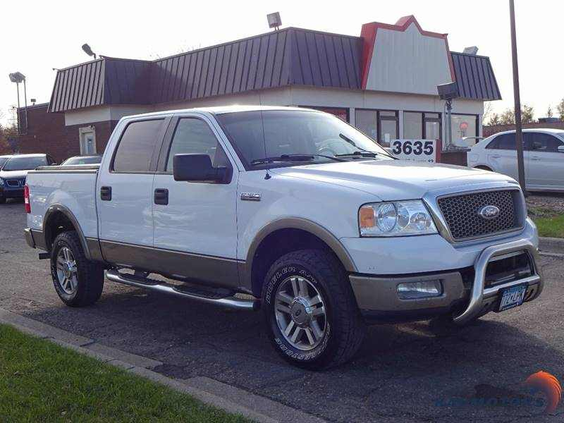 2005 Ford F-150 FX4 1 CarSoup