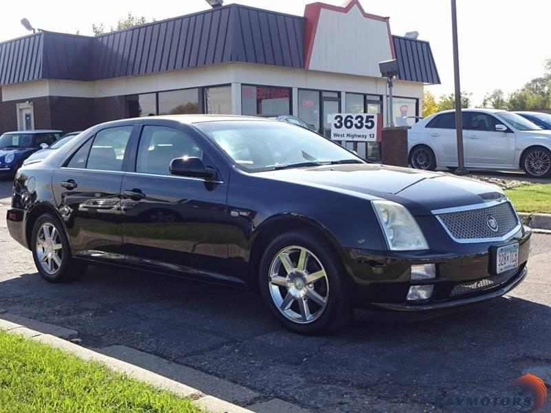 2005 Cadillac STS V8 1 CarSoup