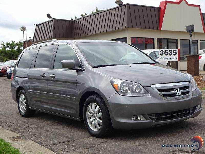 2005 Honda Odyssey Touring 1 CarSoup