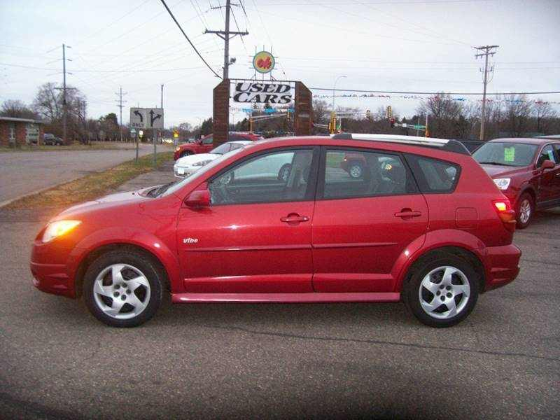 2008 Pontiac Vibe Base 1 CarSoup
