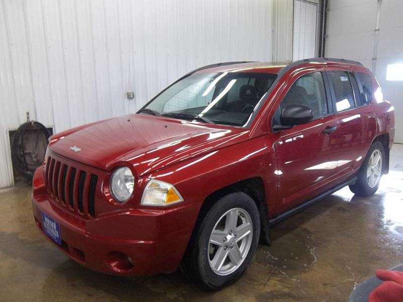 2007 Jeep Compass 1 CarSoup