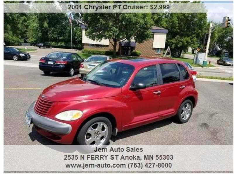 2001 Chrysler PT Cruiser Base 1 CarSoup