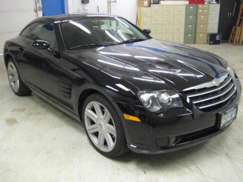 2006 Chrysler Crossfire Base 1 CarSoup