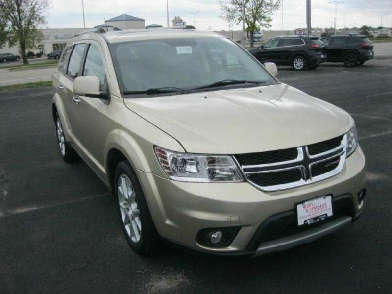 Used 2011 Dodge Journey 9 CarSoup