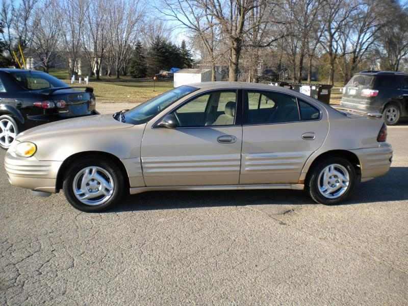 Used 2002 Pontiac Grand AM 3 CarSoup
