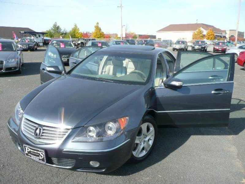 2008 Acura RL Base 1 CarSoup