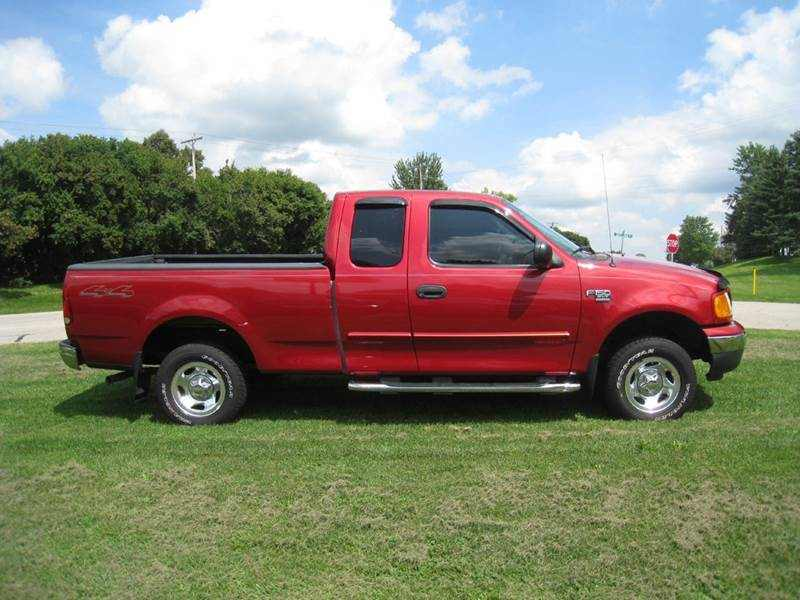 Used 2004 Ford F-150 11 CarSoup