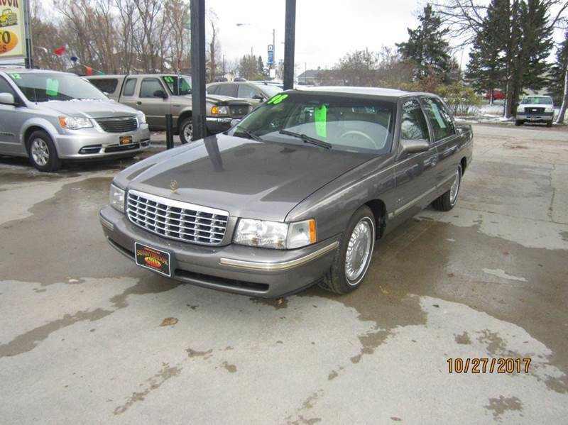 1998 Cadillac Deville D'elegance 1 CarSoup