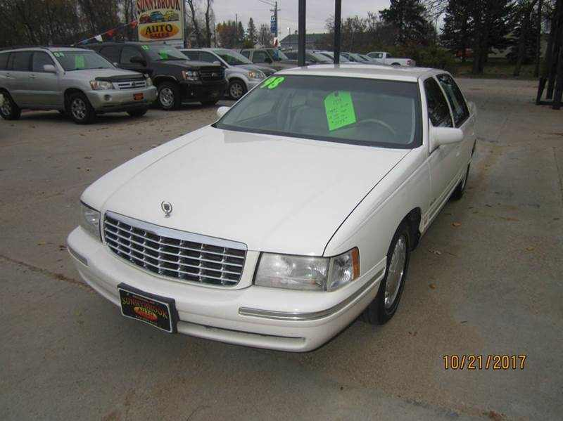 1998 Cadillac Deville Base 1 CarSoup