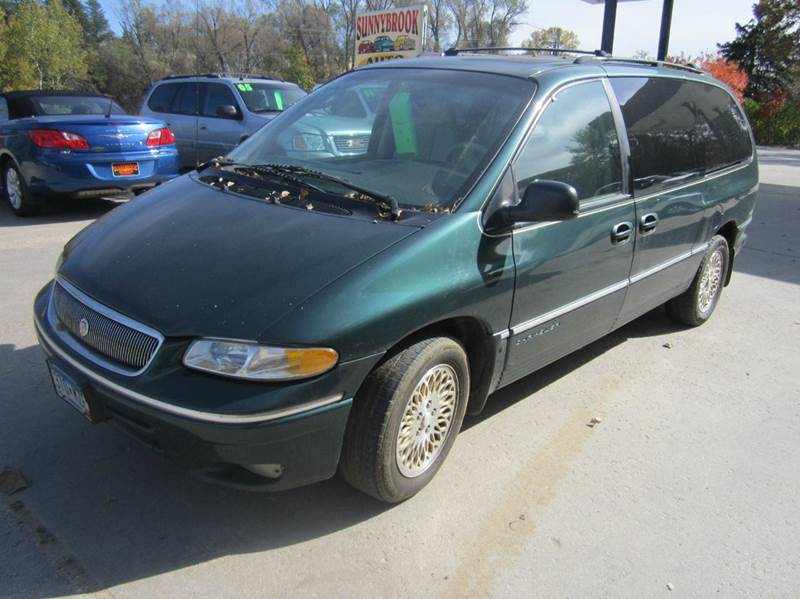 1996 Chrysler Town and Country LXI 1 CarSoup