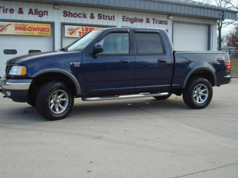 2003 Ford F-150 Lariat 1 CarSoup