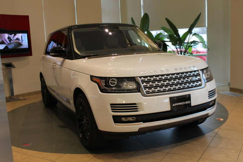 Used 2015 Land Rover Range Rover 3 CarSoup